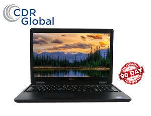 Dell Latitude 5580 Intel Core i7-7600U 16GB RAM 256GB SSD Windows 10 PRO