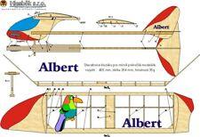 Albert, 405mm Wurfgleiter oder Flitschenflieger
