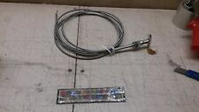 NOS Hercules Engine Control Cable Push-Pull 208569-00 13434AS 3040002773464
