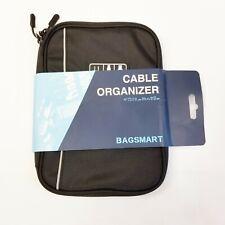 BAGSMART Electronic Organizer Travel Universal Cable Organizer Electronics Acces