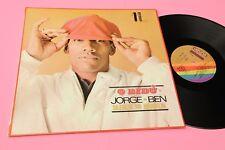 JORGE BEN LP O BIDU' ORIG ITALY 1976 NM !!!!!!!!!!!!!!!!!   TOOOPPPP