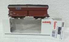 Marklin 94403 wagen 4624 RBH : 4624.008 stortwagen beladen met ECHTE steenkool !
