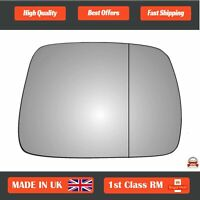 Right Driver Wide Angle Wing Mirror Glass Jeep Grand Cherokee 2010-2011 318RAS