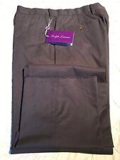 RLPL Ralph Lauren Purple Label Pants Slacks size 36 Dark Blue Navy $350