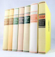 7x Ernst F. Löhndorff  im Bücherpaket Konvolut, Sammlung Literatur Abenteuer