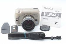 MINOLTA VECTIS S-100+22-80 mm f4-5.6 #880