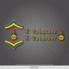 0503 - Ephgrave Bicycle Frame Stickers - Decals - Transfers