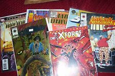 Spiderman,Batman,ect Lot of 10 Comic books great condition.FREE SHIPPING!