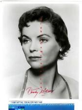 Dorothy McGuire  vintage signed Photograph AFTAL #145