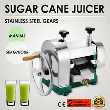 MANUAL SUGAR CANE GINGER PRESS JUICER EXTRACTOR INDUSTRIAL JUICE MACHINE NEWEST