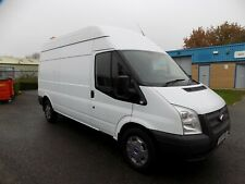 2014 FORD TRANSIT VAN TURBO DIESEL T350 LWB HIGH ROOF 1 OWNER FROM NEW, FSH