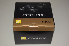 "Nikon Coolpix P100 10.3MP Digital Camera wit 26x Optical VR Zoom Lens 3"" LCD New"