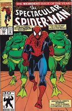 The Spectacular Spider-Man #185 (Feb 1992, Marvel) NM- (9.2)