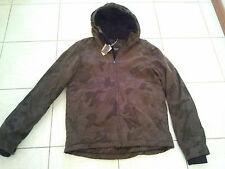 MENS JUST JEANS CAMOUFLAGE HOODIES HOODED JACKET BRAND NEW WITH TAGS RRP $129