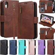 Magnetic Detachable Wallet Leather Case Cover For iPhone 11 Pro XS Max XR 6S 7 8