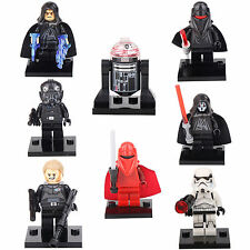 Rogue One A Star Wars Story Trooper Rebels R2-D2 8 Minifigures Building Toy lEGO