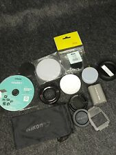Nikon Photographic Accessories Lens Caps Filter Holder E 885 (Dd1)