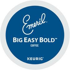 Emeril Big Easy Bold Coffee, Keurig K-Cup Pod, Dark Roast, 96 Count