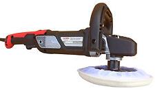 Duren Tools Professional Rotary Machine Car Electric Polisher 180mm 230V 1200
