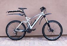 Scott Genius 40 mountain bike - fully loaded