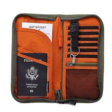 Zoppen RFID Travel Wallet & Documents Organizer Case Family Passports Holder NEW
