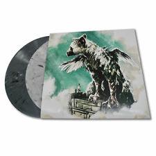 The Last Guardian 2LP Vinyl Record LP Exclusive Color Video Game Soundtrack