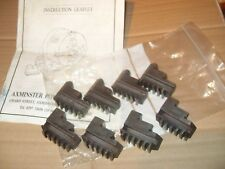 Internal & External 4 Jaw Lathe Chuck Jaws Marked 2967 - Possibly Axminster