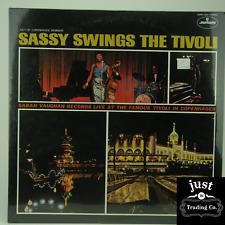 Sarah Vaughan – Sassy Swings The Tivoli lp EXPR 1035 - MINT - UNOPENED