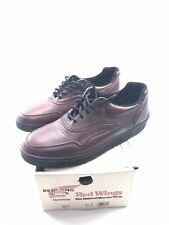 Vintage Vtg Nos Oxford Shoes Red Wing Shoes 8641 Man Size 8.5 D (93)