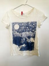 Women's H&M divided graphic tee size 2