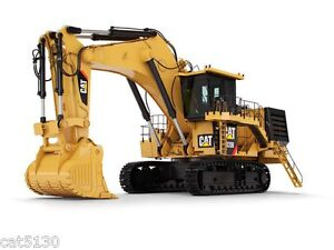 Caterpillar 6020B Excavator - 1/48 - CCM - Diecast - Only 1100 Made