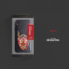 Skinarma Japan Designed Embroider iPhone Case for Apple iPhone X ONI