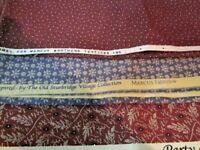 F1104, Judie Rothermel, 2/3 yd, your choice, civil war reproductions, OOP,