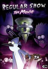 Regular Show: The Movie (DVD, 2015)