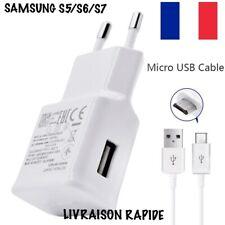 Chargeur RAPIDE Cable SAMSUNG ORIGINAL Galaxy S6 S7 Note 4 5 Edge + Plus C5 C7