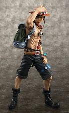 Megahouse One Piece Portgas D. Ace Excellent Model Limited PVC Figure 10th