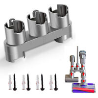 Brush Head Holder Wall Mount Storage Rack for Dyson V7 V8 V10 Vacuum Cleaner