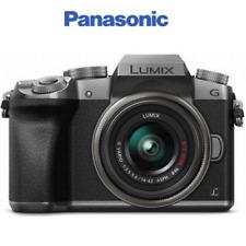 Panasonic DMC-G7 Mirrorless Micro 4/3 Digital Camera w/14-42mm Lens