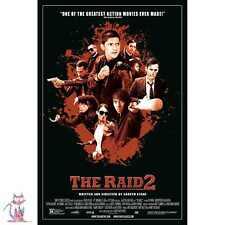 """The Raid Retro Classic Poster Repro 36""""x24"""" #1132"""