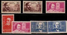 France Scott B86-89A Mint hinged (Catalog Value $34.80)