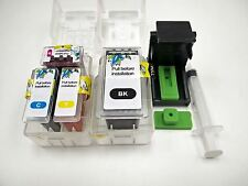 Refill PG-540 CL-541 XL Kit for Canon MG4250 MG3550 MG3650 MX515 ink cartridges