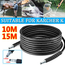 More details for 10/15m high pressure washer extension hose water clean pipe for karcher k2/3/4/5