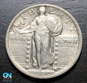1920 P Standing Liberty Quarter  --  MAKE US AN OFFER!  #B6958