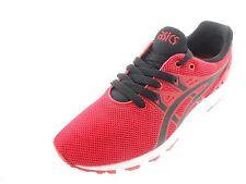 ASICS GEL KAYANO TRAINER EVO RED BLACK WHITE H5Y3Q-2190 LYTE FIEG V III Size 6.5