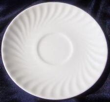 White Saucer Royal Doulton Cascade Orphan for Tea Cup English Bone China H5073