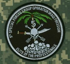 TALIZOMBIE© WHACKER JSOC SPECIAL FORCES GROUP SFG DETACHMENT TEAM: 5th SF Group