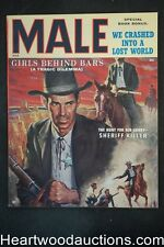 """Male' March 1957  Rudy Nappi, Copeland, Marchetti, Jackie Lane, Gamal Abdel Nas"