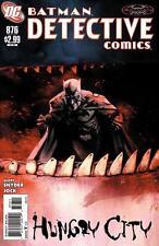 Detective Comics #876, Scott Snyder & Jock, Near Mint 9.4, 1st Print, 2011
