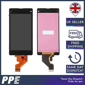 Sony Xperia Z1 Compact Mini Replacement LCD Display Touch Screen Digitizer Black