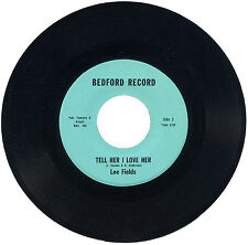 "Lee Fields ""Tell Her i love her C/W perplexes"" Deep Soul"